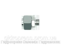 Конусный переходной штуцер - OMD, Нержавеющая сталь Rubrik 8.244