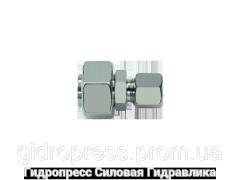 Конусный переходной штуцер - стандарт, Нержавеющая сталь Rubrik 8.242