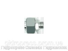 Конусный переходной штуцер - OMD, Нержавеющая сталь Rubrik 8.241
