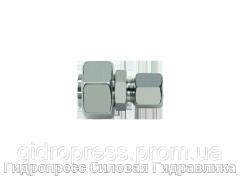 Конусный переходной штуцер - стандарт, Нержавеющая сталь Rubrik 8.240