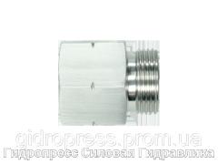 Муфты резьбовые соединительные - OMD, Нержавеющая сталь Rubrik 8.162