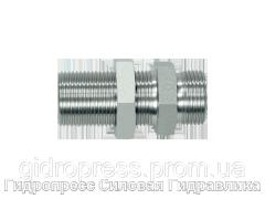 Резьбовые патрубки GSV - без накидной гайки и врезного кольца, Нержавеющая сталь Rubrik 8.36