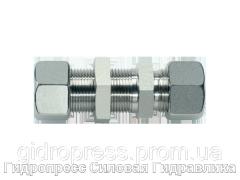Резьбовые соединения GSV - с накидной гайкой типа SC, Нержавеющая сталь Rubrik 8.35