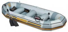 Лодка надувная Mariner 4 Intex 68376