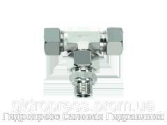 Резьбовые соединения EVT Метрическая - цилиндрическая резьба - предварительно монтированный, Нержавеющая сталь Rubrik 8.205