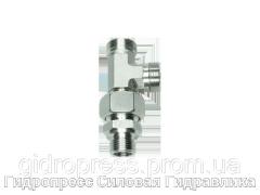 Резьбовые соединения Тройник - OMD, Нержавеющая сталь Rubrik 8.216