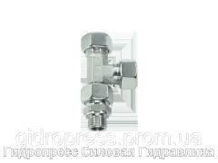 Резьбовые соединения Тройник - стандарт, Нержавеющая сталь Rubrik 8.214