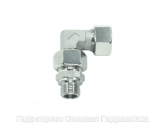 Угловое регулируемое резьбовое соединение - SC, Нержавеющая сталь Rubrik 8.197