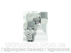 Угловое регулируемое резьбовое соединение - стандарт, Нержавеющая сталь Rubrik 8.194