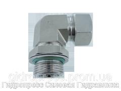 Регулируемое угловое соединение - SC, Нержавеющая сталь Rubrik 8.188