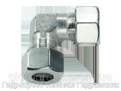 Угловые резьбовые соединения WV - с накидной гайкой типа SC, Нержавеющая сталь Rubrik 8.19