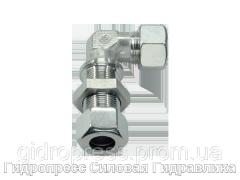 Угловые резьбовые соединения WSV - с накидной гайкой типа SC, Нержавеющая сталь Rubrik 8.38