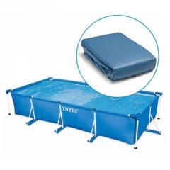 Ткань Intex 10580 для каркасного бассейна Intex 28273, 450*220*84 см, Pool