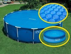 Плавающий обогревающий тент-покрывало Solar Cover Intex 29022/59953 для бассейна