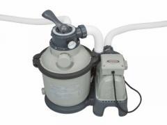 Песочный фильтр-насос Intex sand filter pump 28644
