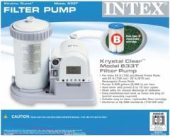 Фильтр-насос Intex 28634 230V, 9463 л/ч