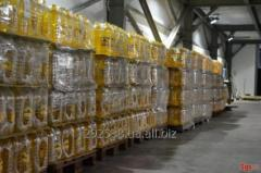 Подсолнечное масло экспорт