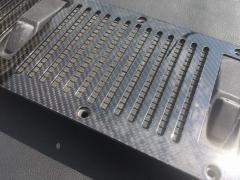 G-Class W463 Карбоновая накладка на воздуховод под омыватели