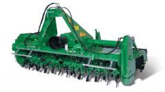 PIONEER 170F FRANGOR: горизонтально-фрезерный культиватор с жёсткой  рамой [почвофреза]