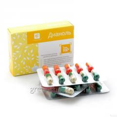 Капсулы от диабета Дианоль