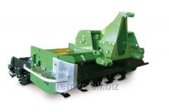 AB: horizontally milling | a cultivator – a