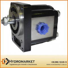 Hydraulic motor gear GM6.3... 24:8è