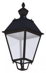 Светильник парковый Ретро 4