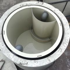 Жироуловитель канализационный