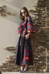 Платье вышитое фасон №3