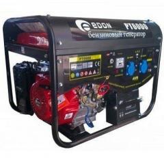 Генератор Edon /Эдон 6,0 кВт Edon, однофазный, электростартер, бензиновый