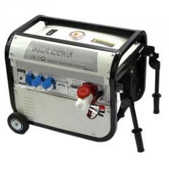 Генератор Stronger Power 3,5 кВа TW4500ST 3-х фазный бензиновый