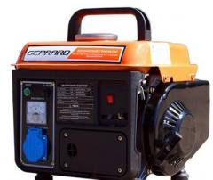 Бензогенератор Gepard GPG950 0.8 кВт