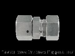 Соединение переходник - DKO - SC, Нержавеющая сталь Rubrik 9.48