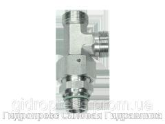 Резьбовые соединения тройниковые EL - без накидной гайки и врезного кольца, Нержавеющая сталь Rubrik 9.36