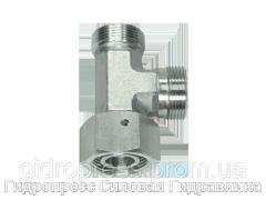 Резьбовые соединения тройниковые EL - без накидной гайки и врезного кольца, Нержавеющая сталь Rubrik 9.30