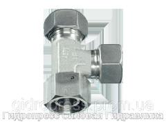 Резьбовые соединения тройниковые EL - стандартное исполнение, Нержавеющая сталь Rubrik 9.28