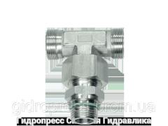 Резьбовые соединения тройниковые ET без накидной гайки и врезного кольца, Нержавеющая сталь Rubrik 9.27
