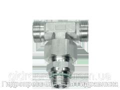 Резьбовые соединения тройниковые ET без накидной гайки и врезного кольца, Нержавеющая сталь Rubrik 9.24