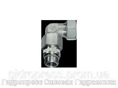 Резьбовые соединения угловые EW - метрическая резьба - стандартное исполнение, Нержавеющая сталь Rubrik 9.8