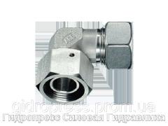 Резьбовые соединения угловые EW - стандартное исполнение, Нержавеющая сталь Rubrik 9.4