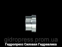 Нажимные кольца, с отбортовкой, Нержавеющая сталь Rubrik 7.4