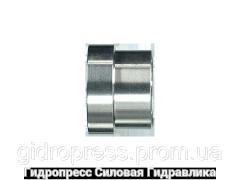 Нажимные кольца, Нержавеющая сталь Rubrik 6.5