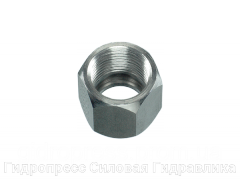 Накидные гайки, Нержавеющая сталь Rubrik 6.4
