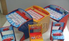 Children's game furniture Kharkiv