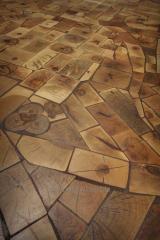 Изделия из торцевой древесины (столешницы,