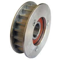 Ответный натяжной шкив для приводов автоматических
