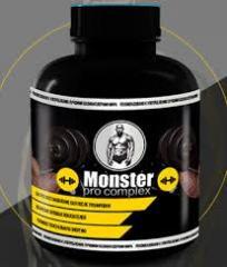 MONSTER PRO COMPLEX (Монстер Про Комплекс) - комплекс для наращивания мышц