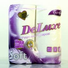 Бумажное полотенце Papirella DeLuxе