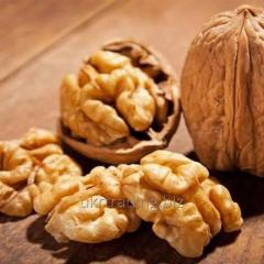 Walnut chishchenny and in a peel