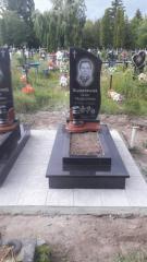 Памятники одинарные из гранита